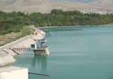 باشگاه خبرنگاران -کاهش 1.5 متری ارتفاع آب سد مهاباد