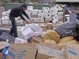 باشگاه خبرنگاران -کشف یک محموله کالای قاچاق در رودسر
