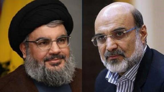 باشگاه خبرنگاران -رئیس سازمان صدا وسیما با دبیركل حزبالله لبنان دیدار كرد