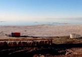 باشگاه خبرنگاران - نمایی از بحران خشکسالی در دریاچه ارومیه + فیلم