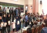 باشگاه خبرنگاران -تجلیل از دانش آموزان مدال آور ورزشی استان اردبیل