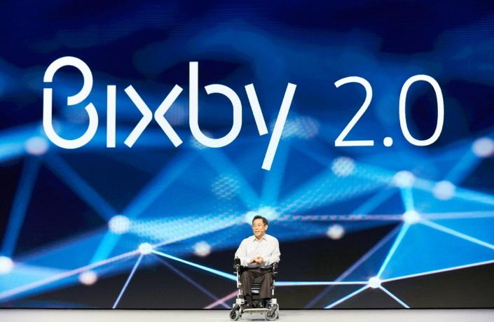 سامسونگ بیکسبی 2.0 را معرفی کرد