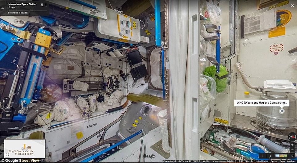 1-کاوش در فضا و قمرسیارههای منظومه شمسی با نرم افزار گوگل مپ+ تصاویر2-کاوش در فضا با قابلیت جدید نرم افزار گوگل مپ+ تصاویر