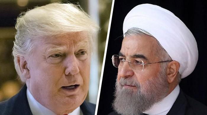 اتهامات ترامپ به ایران و پاسخهای رئیس جمهور کشورمان+ اینفوگرافی