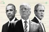 باشگاه خبرنگاران -انتقاد «اوباما» و «بوش» از ترامپ