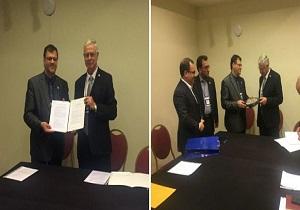 ایران و اروگوئه تفاهم نامه همکاری دارویی امضا کردند