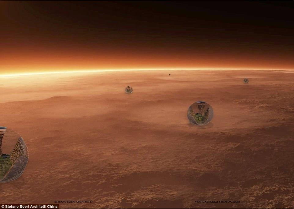 1-خانه آینده فضانوردان راهی سیاره مریخ به چه شکل است+تصاویر2-پناهگاههایی فوق العاده پیشرفته مخصوص مسافران سیاره سرخ+ تصاویر