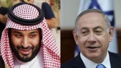 مقامات اسراییلی سفر ولیعهد عربستان به تلآویو را تایید کردند
