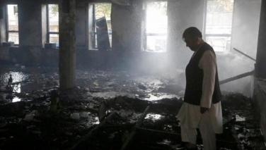 باشگاه خبرنگاران -شهادت 30 نمازگزار در حمله تروریستی به مسجدی در ولایت غور