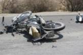باشگاه خبرنگاران -تصادف پژو با موتورسیکلت  قربانی گرفت