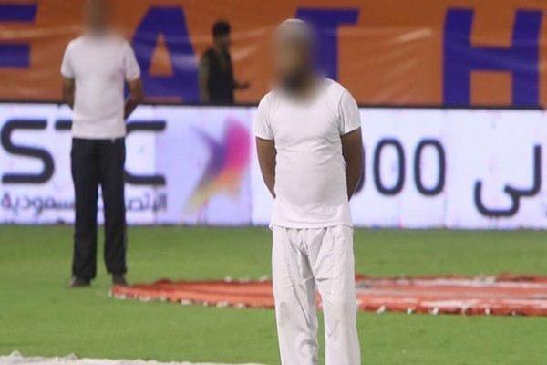 اتفاقی عجیب در لیگ عربستان + عکس