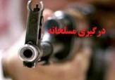 باشگاه خبرنگاران -نزاع و درگیری مسلحانه در دلفان