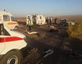 باشگاه خبرنگاران -سه کشته و 9 زخمی بر اثر واژگونی خودرو 405 + عکس