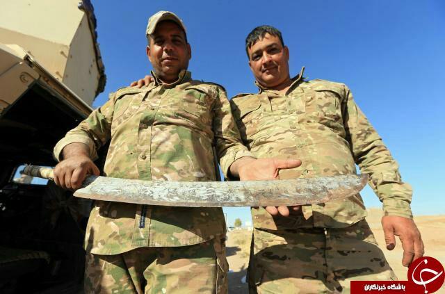 آنچه داعش در رقه باقی گذاشت+ تصاویر