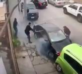 باشگاه خبرنگاران -خودرویی که خودش را از دست سارقان حرفهای نجات داد + فیلم و عکس