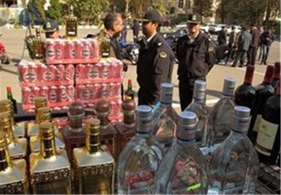 باشگاه خبرنگاران - کشف محموله مشروبات الکلی در مشهد