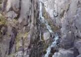 باشگاه خبرنگاران -آبشار زیبا و دیدنی روستای «تازهکند علیا» + فیلم