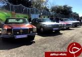 باشگاه خبرنگاران -برگزاری همایش خودروهای کلاسیک و اسپرت