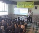 باشگاه خبرنگاران -اجرای طرح آموزش محیط زیست به دانش آموزان سیاهکلی