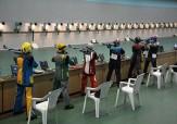 باشگاه خبرنگاران -خدمتی، بر سکوی سوم لیگ برتر تیراندازی بانوان
