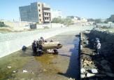 باشگاه خبرنگاران -آغاز عملیات دیوار کشی سنگی کانال ها در اردبیل