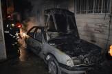 باشگاه خبرنگاران - آتش سوزی سه دستگاه خودرو سواری در نیشابور