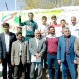 باشگاه خبرنگاران - قهرمانی تیم بستانآباد در مسابقات دوی صحرانوردی کشور