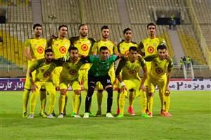 ترکیب تیم نفت طلاییه برای بازی با پرسپولیس مشخص شد