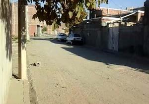 شهروندخبرنگار آذربایجان غربی؛ اوضاع نامناسب خیابان در شهرستان شاهیندژ + فیلم