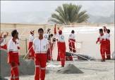 باشگاه خبرنگاران -هلال احمر در مرز خسروی چادر برپا می کند