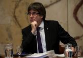 باشگاه خبرنگاران -رئیس کاتالانها بازداشت میشود/ تعلیق فعالیت دولت محلی منطقه کاتالونیا
