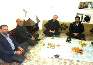 باشگاه خبرنگاران -خانوادههای شهدا مروج فرهنگ ایثار