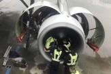 باشگاه خبرنگاران -تکرار اتفاقی عجیب در چین/ انداختن سکه در موتور هواپیما برای داشتن سفری بی خطر!