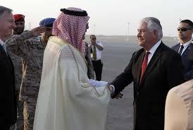 تیلرسون با حضور در نشست شورای همکاری عراق-عربستان سعودی به دنبال چیست؟