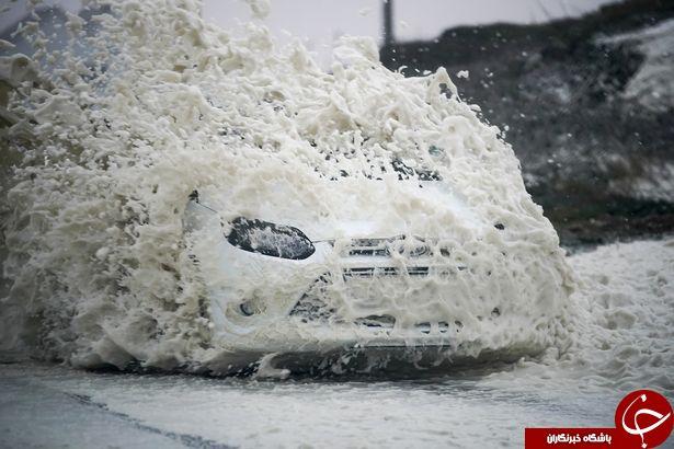 طوفان سهمگین بریان، انگلیس را درنوردید