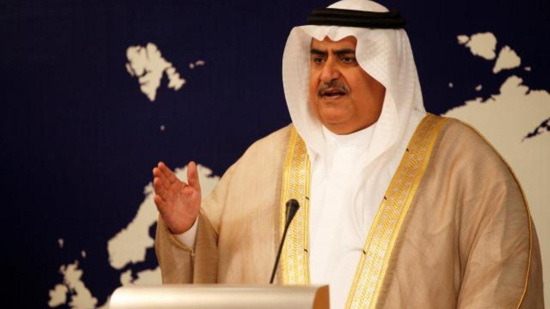 لفاظی وزیر خارجه بحرین: برنامههای موشکی ایران و کره شمالی خطرهایی برای جهان به شمار میروند