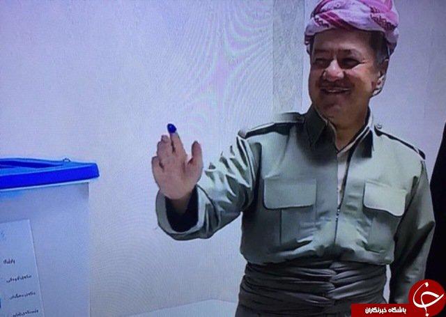 همهپرسی جدایی اقلیم کردستان عراق از این کشور آغاز شد