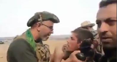 دستگیری یک نیروی داعشی در حشدالشعبی/ به چه جرمی میکشید؟ + فیلم