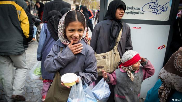 بیش از نیمی از کودکان خیابانی پایتخت، خارجی هستند