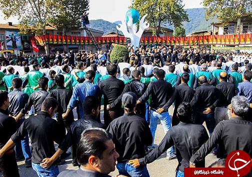 آئین عزاداری امام حسین (ع) در رامیان