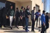 باشگاه خبرنگاران -استقبال هواداران استقلال از کاروان آبی ها