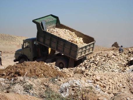 بررسی موضوع نخاله های ساختمانی استان تهران/ اختصاص مهلت قانونی برای ارائه طرح ارزیابی زباله سوز اراضی رودشور