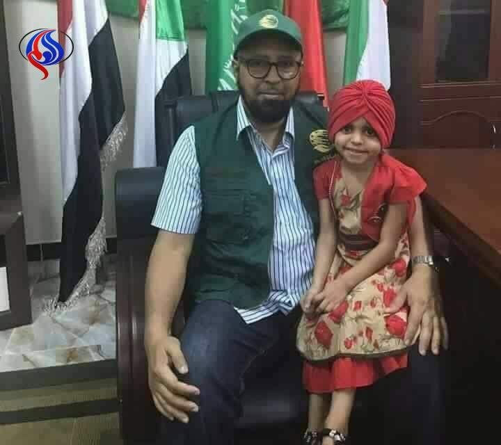 تصاویری که متجاوزان سعودی ها پس از دزدیدن دختر بچه معروف یمنی منتشر کردند