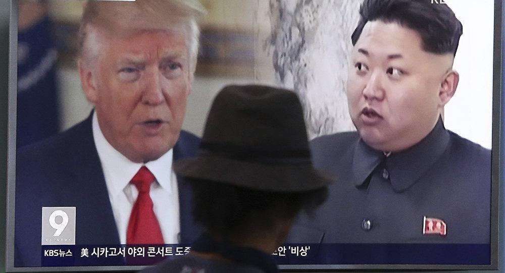 واشنگتن: ما علیه کره شمالی اعلان جنگ نکردهایم!