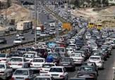باشگاه خبرنگاران -ترافیک سنگین در آزادراه کرج-تهران/ محور کندوان از شنبه تا سهشنبه مسدود است