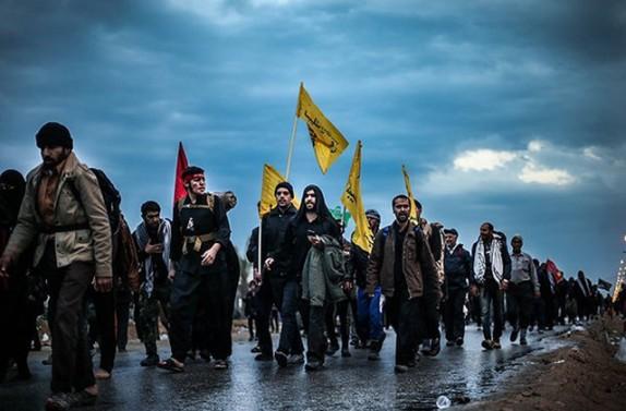 باشگاه خبرنگاران -ثبت نام 14 هزار و 632 نفر از آذربایجانشرقی برای پیادهروی اربیعن