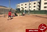 باشگاه خبرنگاران -آغاز رقابتهای تنیس دسته اول مردان کشور در قزوین