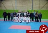 باشگاه خبرنگاران -پایان اردوی تیم ملی کاراته امید در قزوین