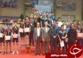 باشگاه خبرنگاران -معرفی برترینهای رقابتهای تنیس روی میز قهرمانی کشور در قزوین