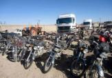 باشگاه خبرنگاران - کشف 2 دستگاه موتور سیکلت قاچاق در گرمه